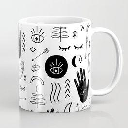 Witchy Patterns Coffee Mug