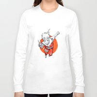 naruto Long Sleeve T-shirts featuring Naruto by jas_sparks