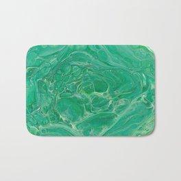 Malachite 2 Bath Mat