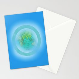 OUR BRIGHT PLANET Stationery Cards