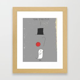 The Prestige Framed Art Print