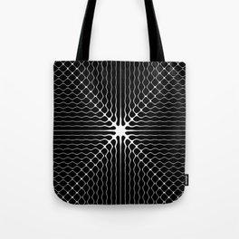 Energy Vibration 6. Frequency - Chladni - Cymatics Tote Bag