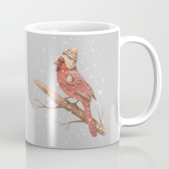 First Snow - colour option Mug