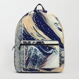 Seductive Waves Backpack