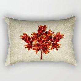 Leaf Rectangular Pillow
