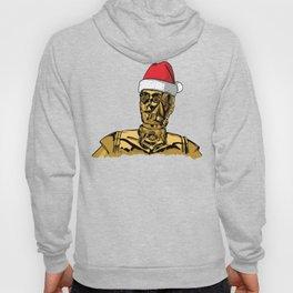 Santa3PO Hoody