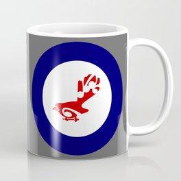 Fantail Air Force Roundel Coffee Mug