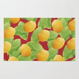Just Lemons Rug