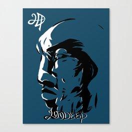 Deep Look Canvas Print