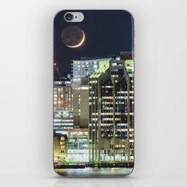 Haligonian Moonset iPhone Skin