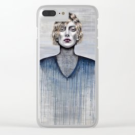 Goner Clear iPhone Case