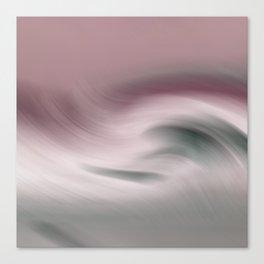 Surreal Waves 2 Canvas Print