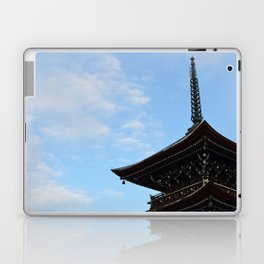 Pagoda in the Sky Laptop & iPad Skin