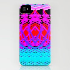Neon Time Slim Case iPhone (4, 4s)