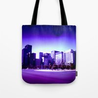 tokyo Tote Bags featuring TOKYO by very giorgious