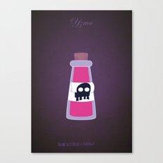 Yzma | Villains do It Better Canvas Print