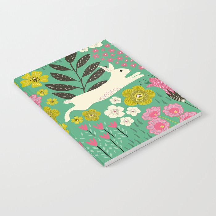 Bunnies Notebook