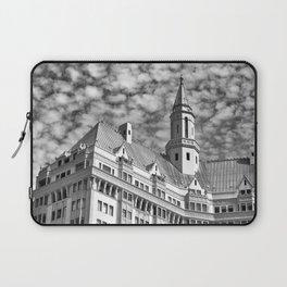Long Beach Sky Laptop Sleeve