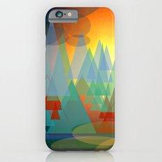 Alpine Sunset iPhone 6s Slim Case