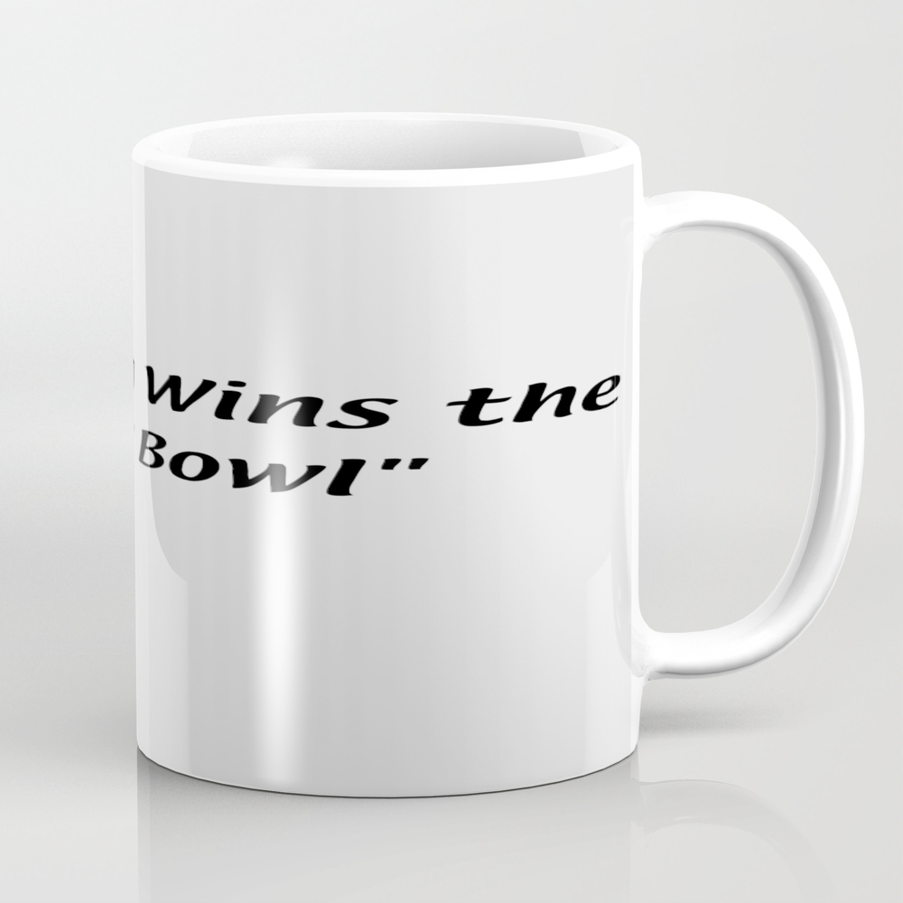 The Gang Wins The Super Bowl Mug by Sweety18 MUG8728203