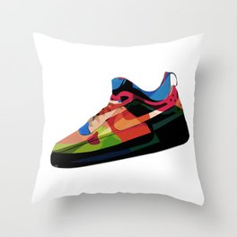 Air Force Ones (1 of 4) Throw Pillow