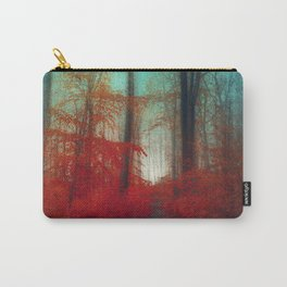Red Forest Dream Carry-All Pouch