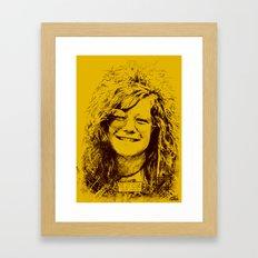 27 Club - Joplin Framed Art Print
