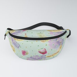 Summer fruits Fanny Pack