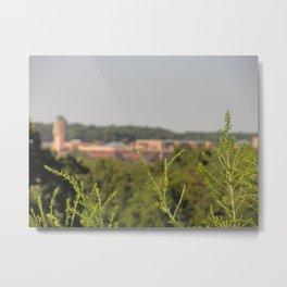 Ann Arbor MI Metal Print