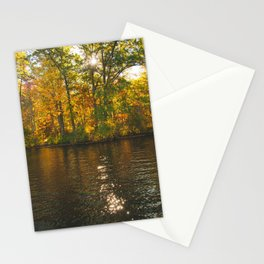 Fall Is In Session Stationery Cards