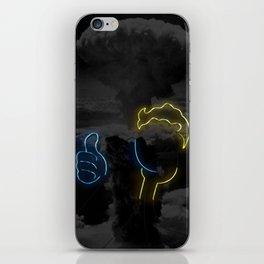 Nuclear Vault Boy iPhone Skin