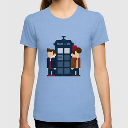 Doctor Who 10th & 11th T-shirt