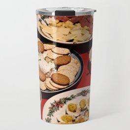 Appetizing Feasts #1 Travel Mug