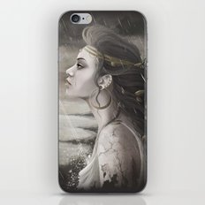 Golden Tear iPhone & iPod Skin