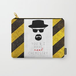 HEISENBERG BREAKING BAD Real Chemistry Carry-All Pouch