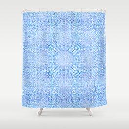 Brian's Bubbliscious Pattern Shower Curtain
