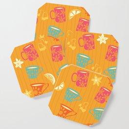 Tea Time 3 Coaster