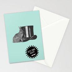 magic rabbit Stationery Cards