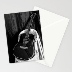 Acoustic Stationery Cards