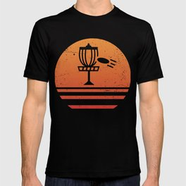 Retro Disc Golf T-shirt
