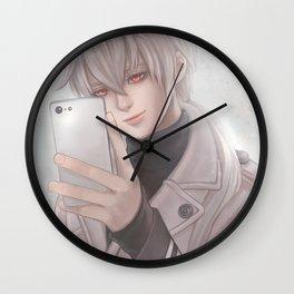 Mystic Messenger - Zen Wall Clock