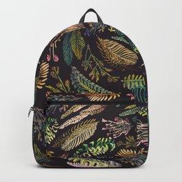 circular garden second version Backpack