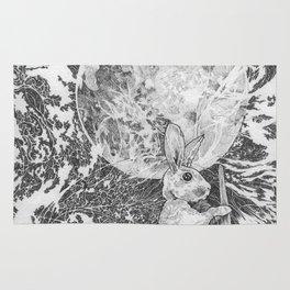 Moon Rabbit Rug