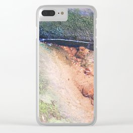 Life in the Undergrowth 03 Clear iPhone Case