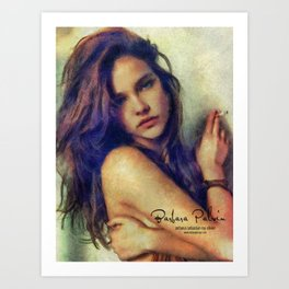 Digital Artwork 2 Art Print
