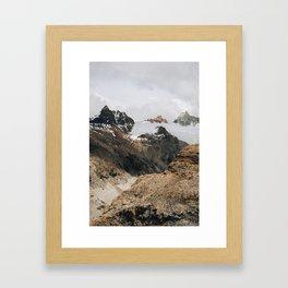 PATAGONIA I Framed Art Print