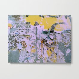 Temporary Landscapes Series Metal Print