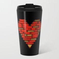 Book Love Travel Mug