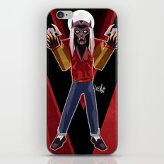 Thriller Time iPhone & iPod Skin