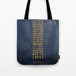 No Choice Tote Bag